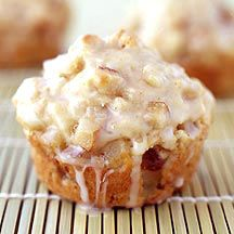 Iced Pear Muffins 5pp
