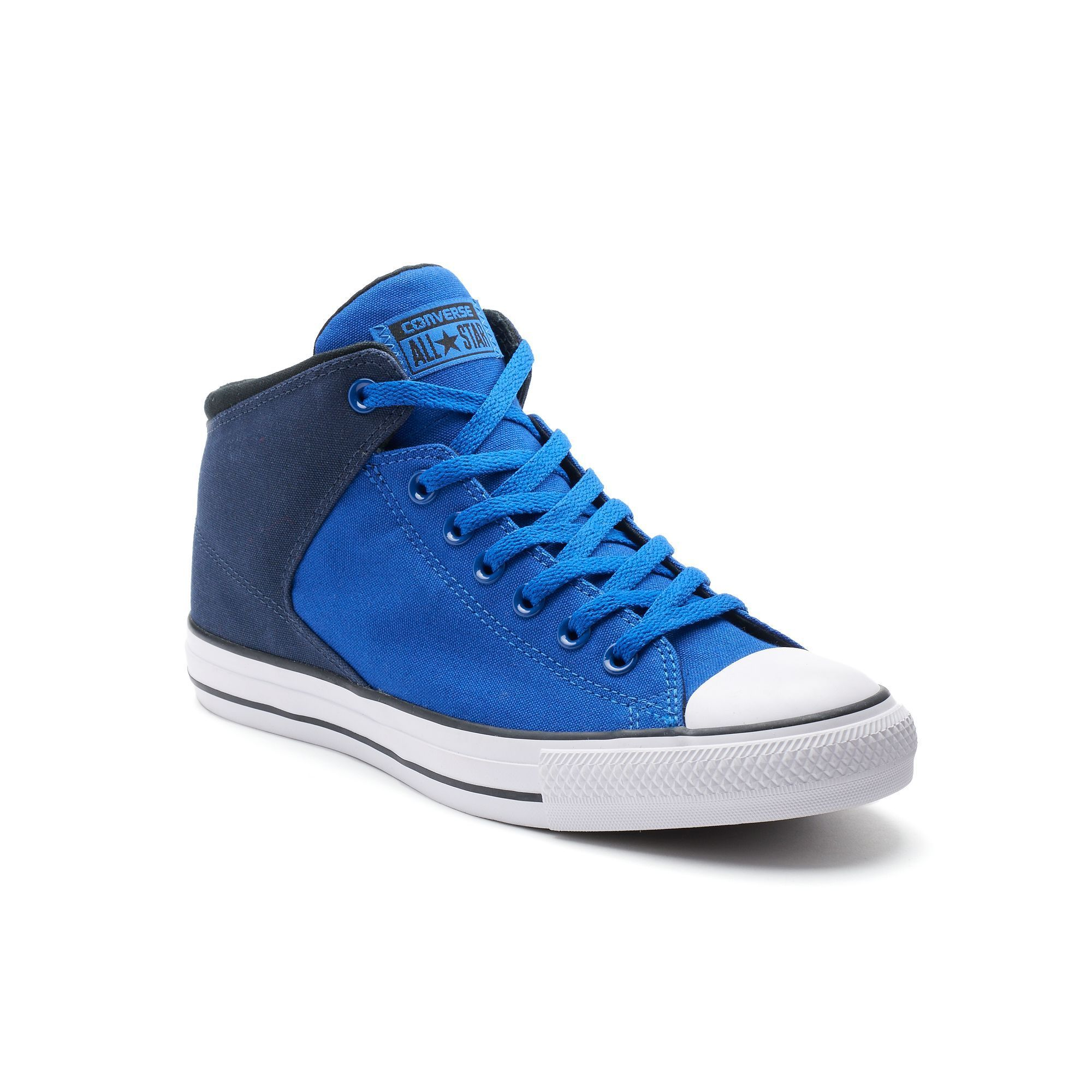2b6bb60bd84e8d Men s Converse Chuck Taylor All Star High Street High-Top Sneakers ...
