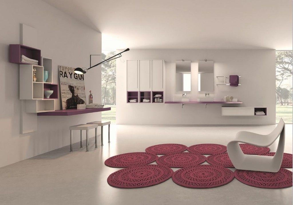 Stijlvolle Badkamer Ideeen : De stijlvolle platen badkamer met betrekking tot uw huis