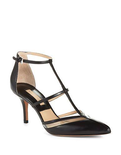 Michael Kors Sahar T-strap Heels - | Lord and Taylor
