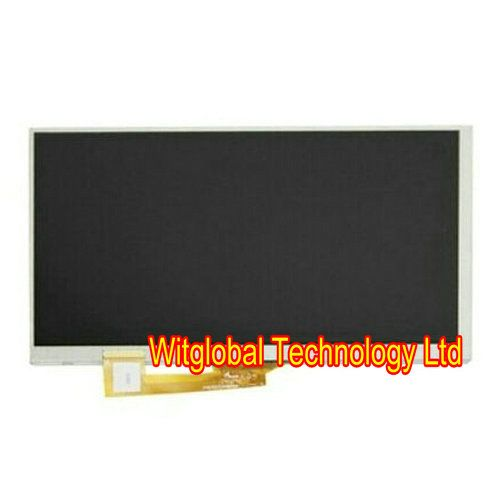New Tricolor GS700 LCD Screen Display Matrix For 7\