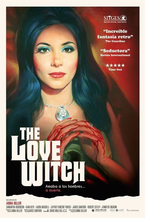Watch The Love Witch Full Movie Online