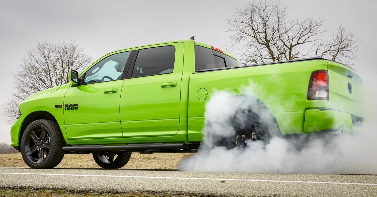 The HemiPowered 'Sublime Sport' Ram 1500 Pickup Will Make