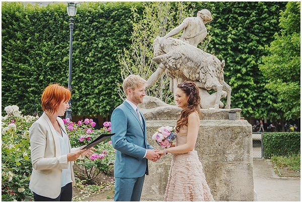 Private and Small wedding in Paris | Weddings