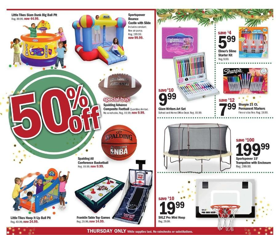 Meijer Thanksgiving 2017 Ad Scan, Deals and Sales The