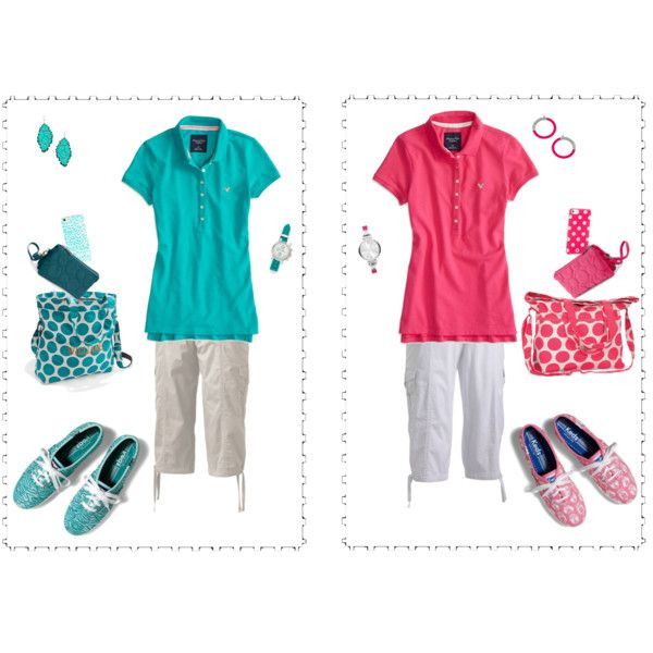 Thirty-one Preppy Teal or Coral?