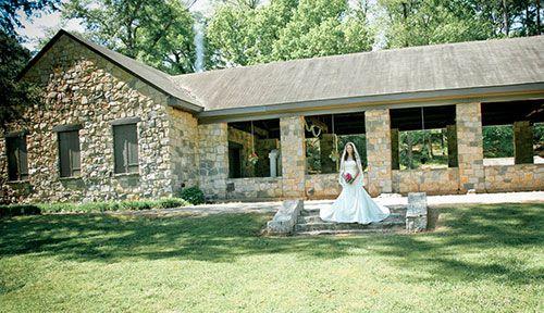 Indian Springs Weddings Georgia State Parks