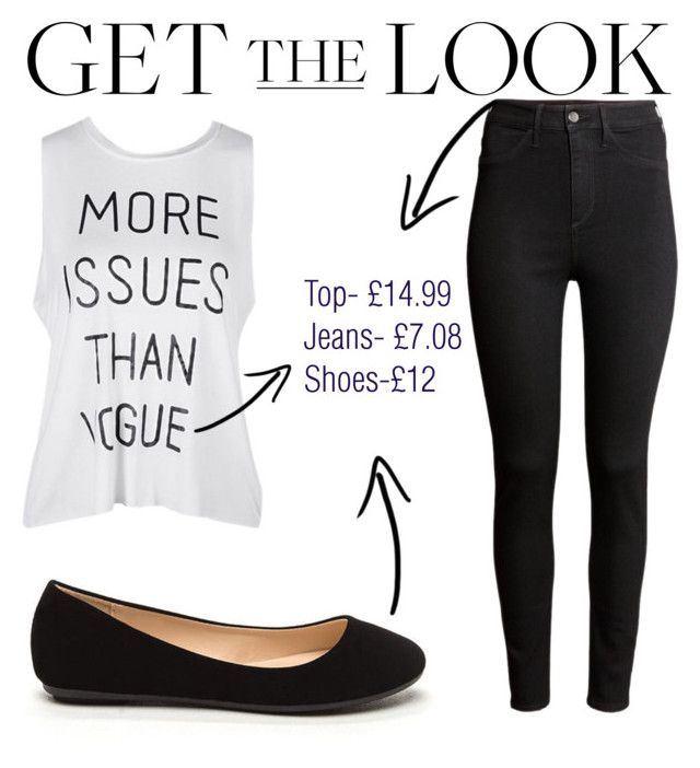 """""""Untitled #41"""" by laurenlamb121 ❤ liked on Polyvore featuring H&M"""
