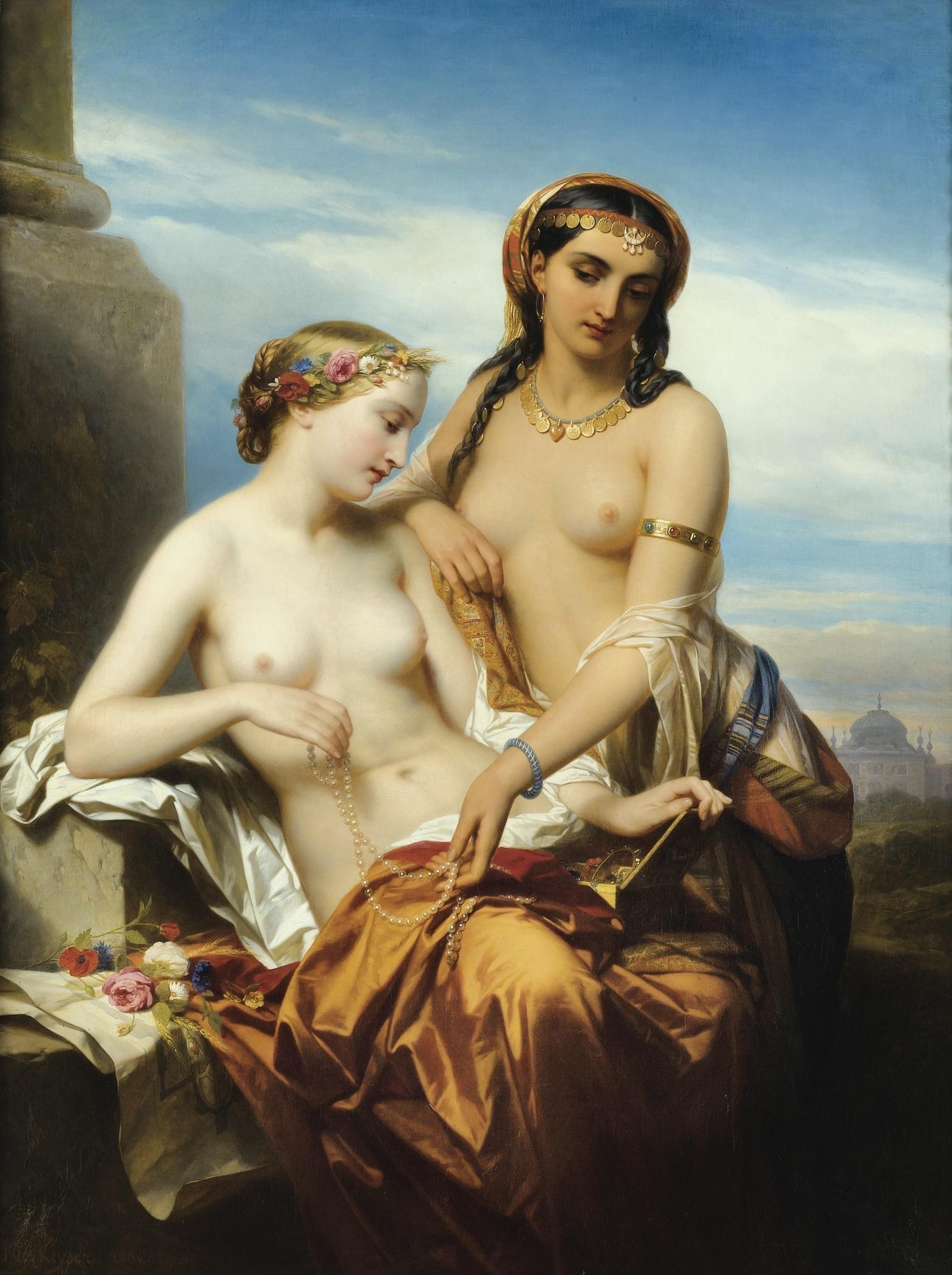 звуки, резкие смотреть за голыми женщинами рабы