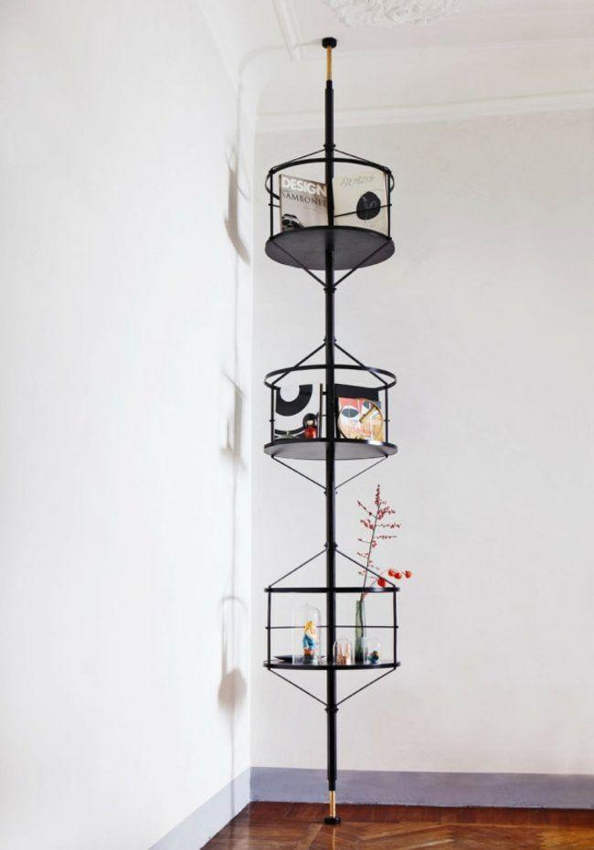 Eckregal Kleine Wohnung Einrichtung Idee Design Cute Ideas ...