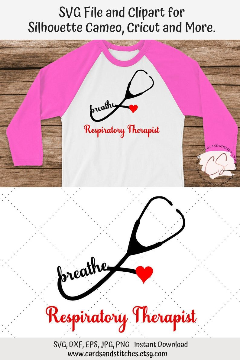 Respiratory Therapist Svg And Clipart Great For Silhouette Etsy In 2020 Clip Art Svg Cricut