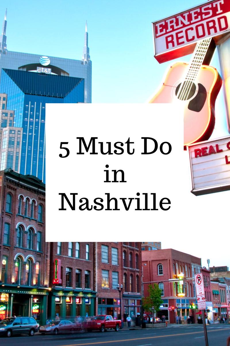 5 must do's in nashville | nashville | pinterest | nashville