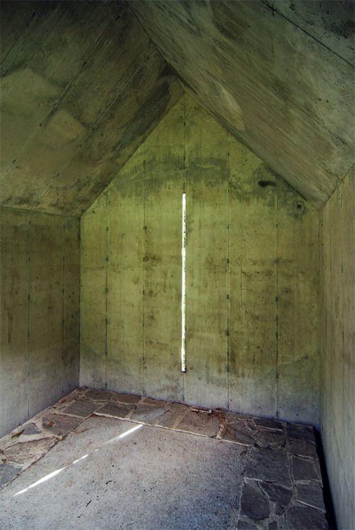 Oberrealta Chapel - Christian Kerez