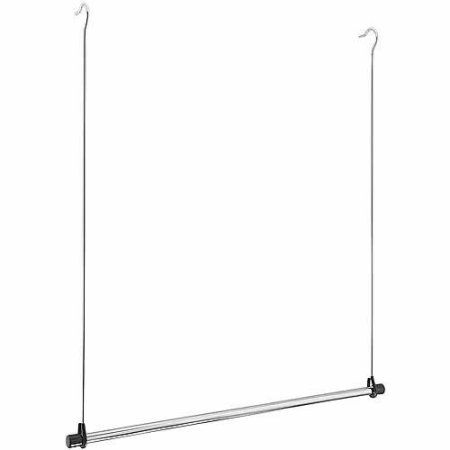 Superior Whitmor Manufacturing 6021 378 Double Hang Closet Rod   Walmart.com