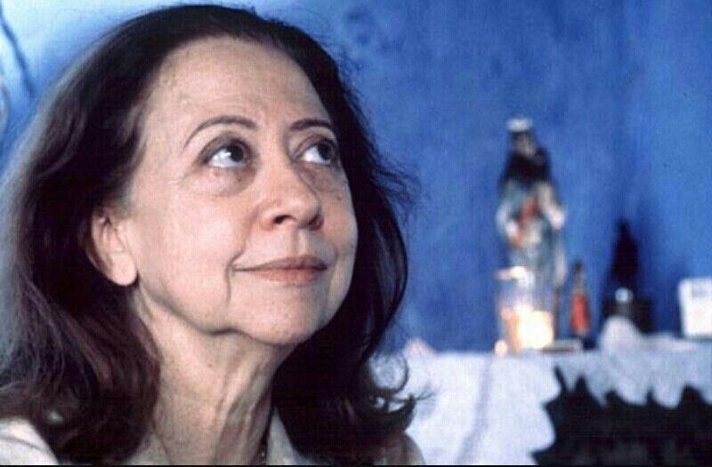 Fernanda Montenegro - Central do Brasil, 1998 Walter Salles