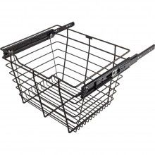 "Closet Pull-Out Basket 16""DX23""WX11""H"