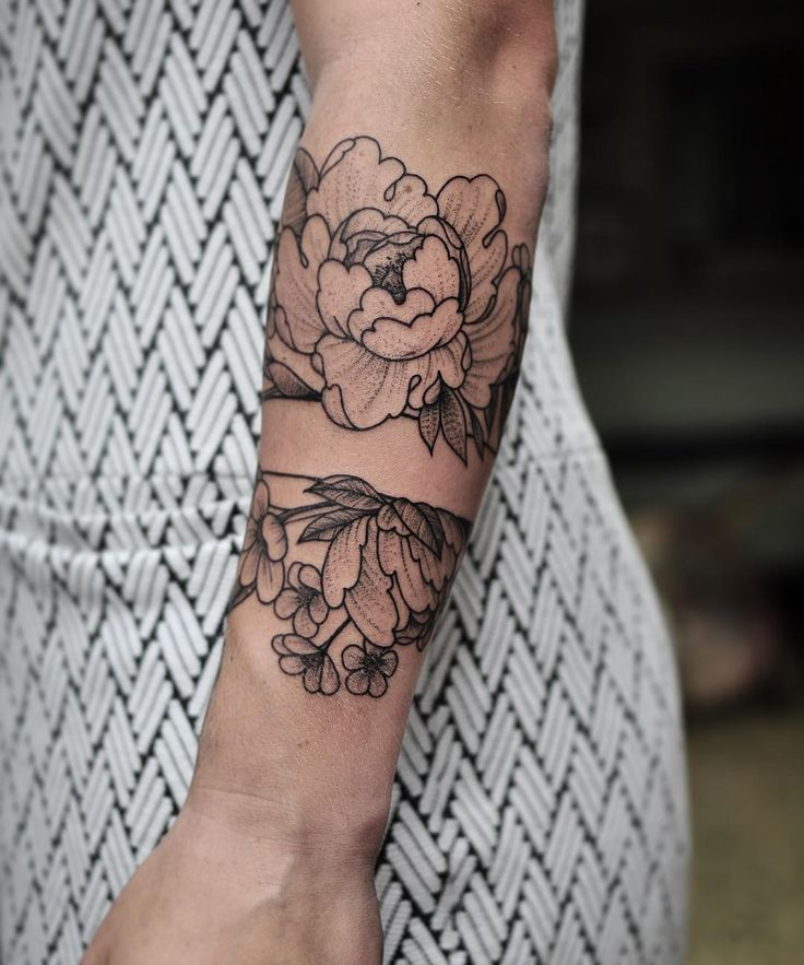 Image Result For Cuff Tattoos For Women: Image Result For Minimalist Geometric Band Tattoo