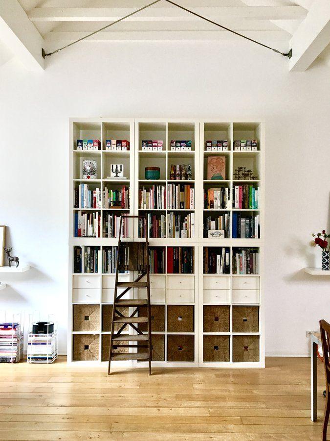 Wohnen / Bücherregal / Erdige Töne / Haas | Interior Design | Pinterest |  Bücherregale Und Wohnen