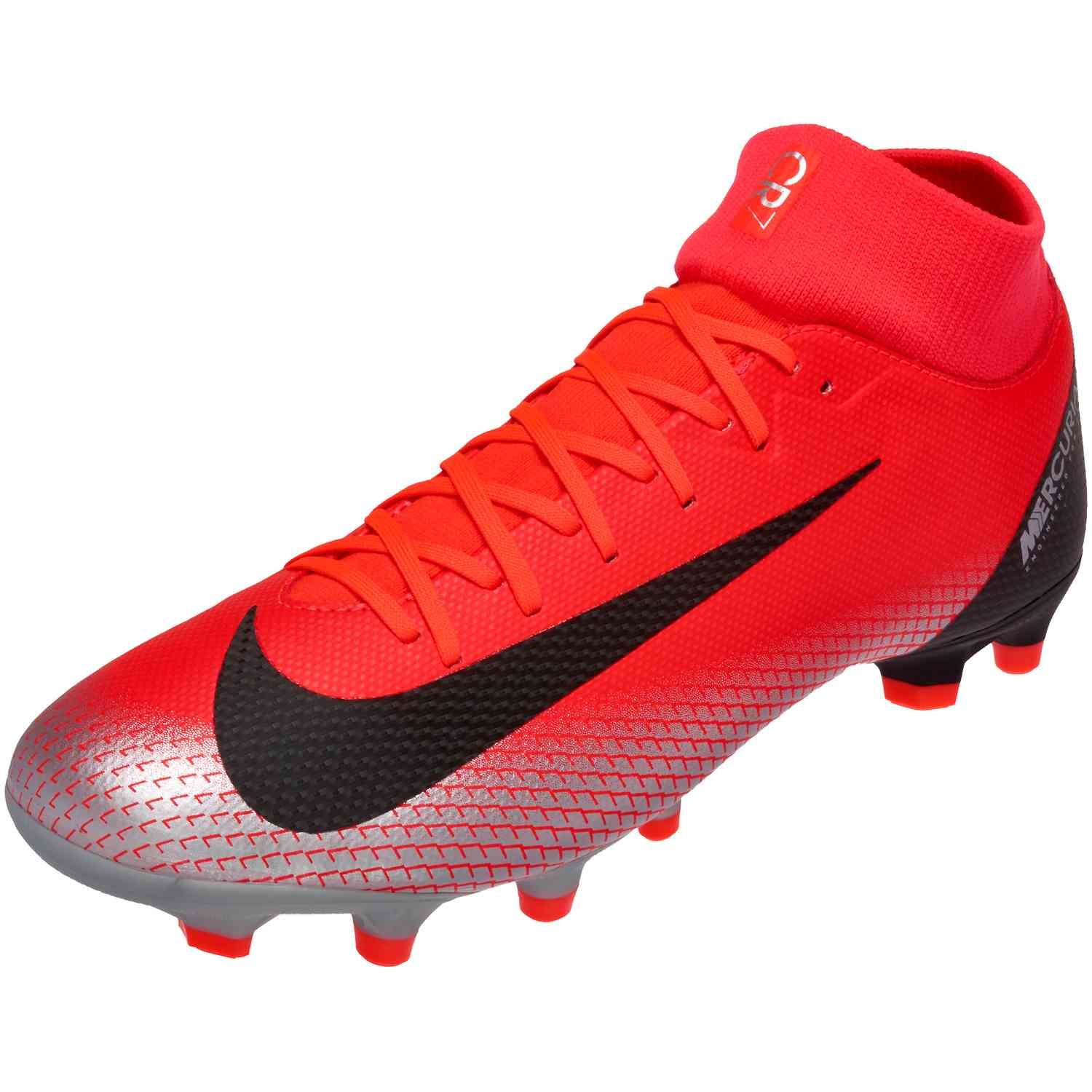 Nike Cr7 Superfly Academy Fg Cleats The Final Chapter Get These Shoes At Soccerpro Right Now Soccer Boots Soccer Cleats Superfly Soccer Cleats