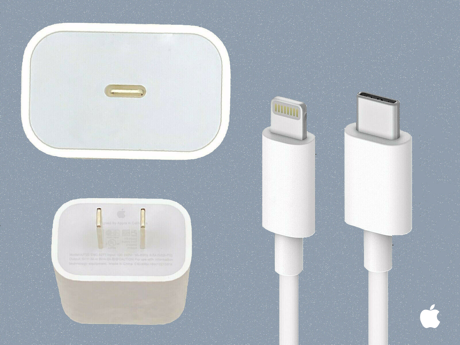 Original Apple 18w Fast Charger Usb C Lightning Cable Iphone 11 Pro Max In 2020 Iphone Cable Iphone Background Vintage Lightning Cable