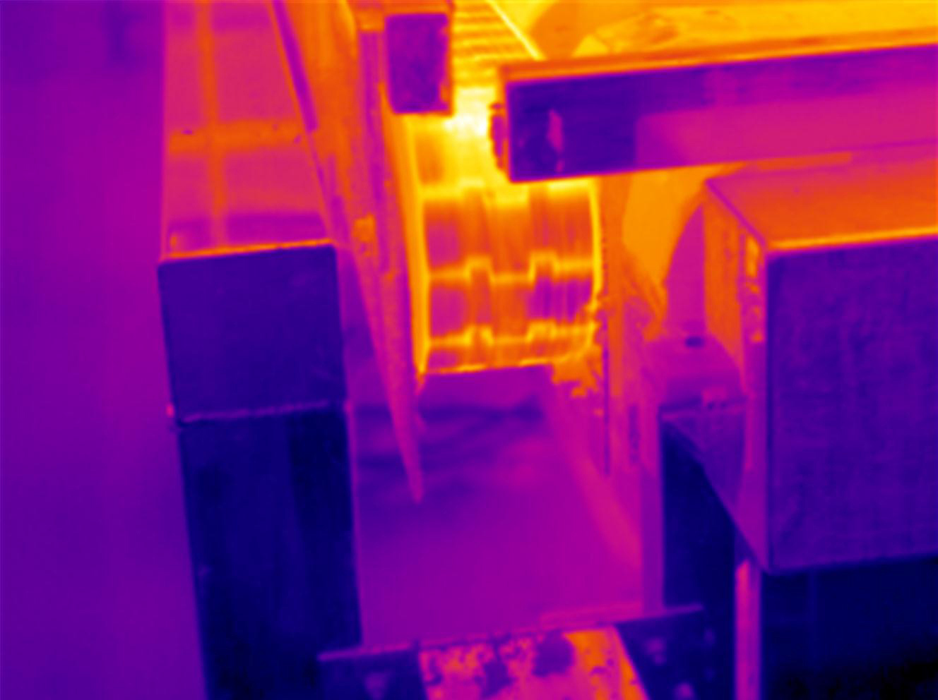 5 Ways To Improve Food Production Thermal Imaging Thermal Imaging Thermography How To Improve Running
