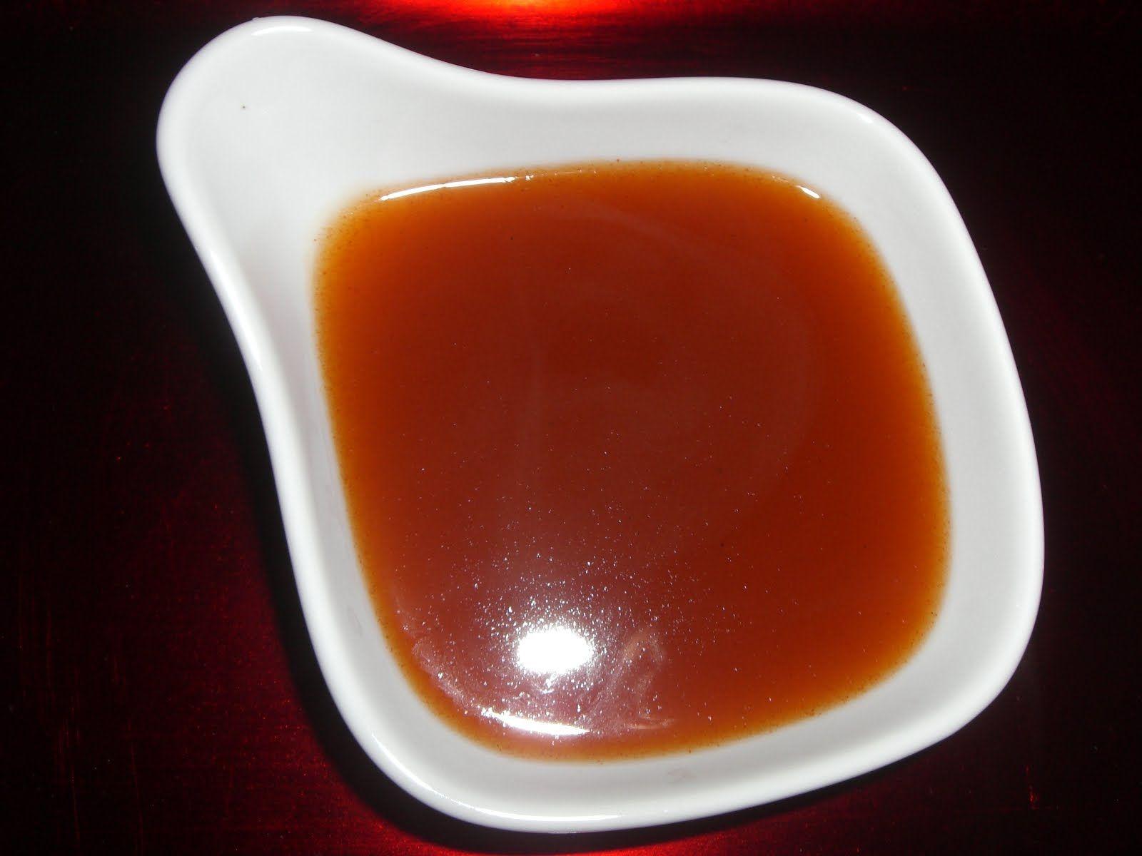 Cómo hacer salsa agridulce casera