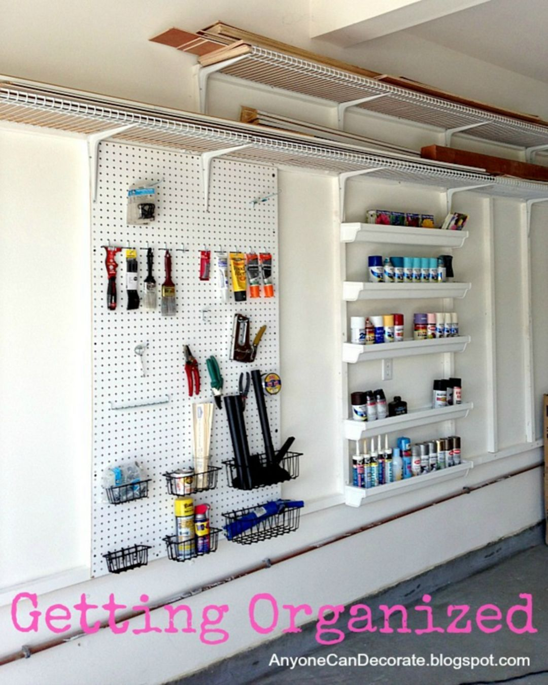25 Brilliant Garage Organizations And Storage Ideas