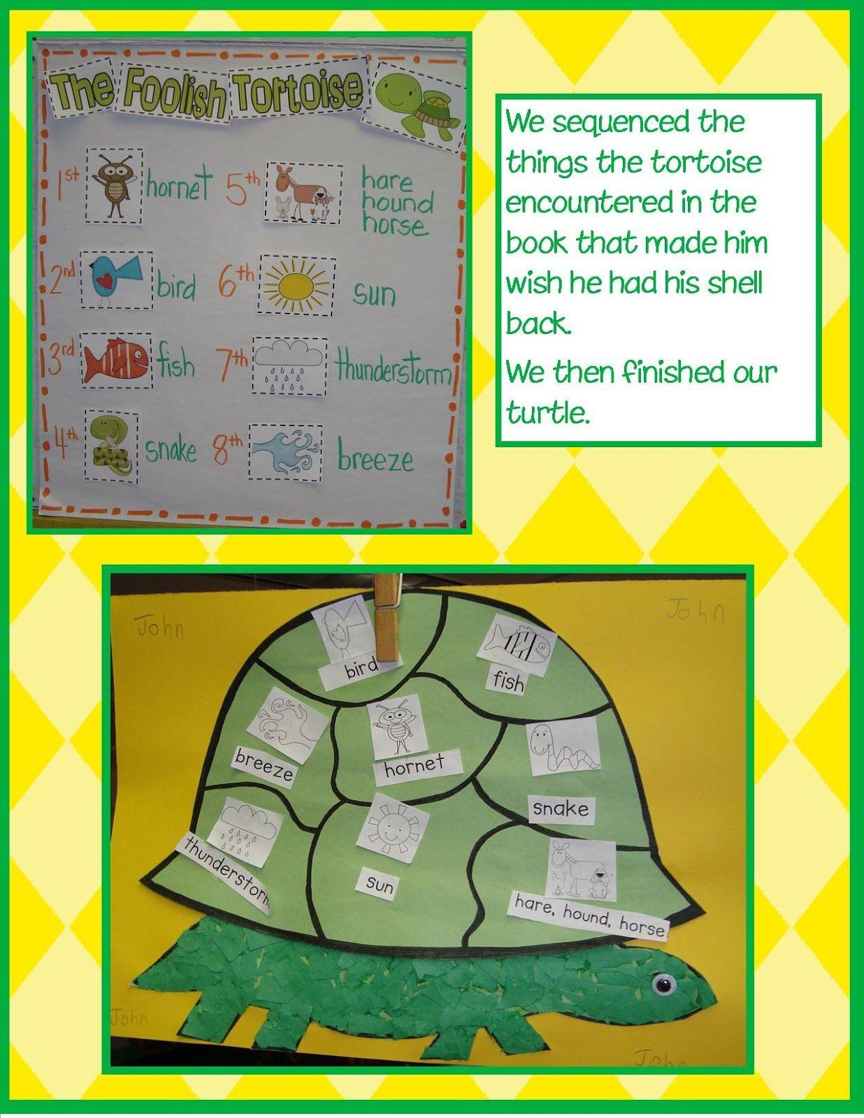 Golden Gang Kindergarten The Foolish Tortoise