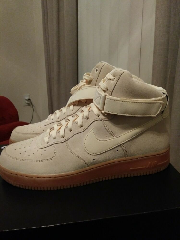 Clothes, Shoes & Accessories Nike Air Force 1 High LV8 Suede