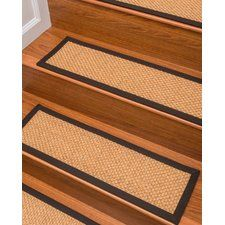 Best Stair Tread Rugs You Ll Love Wayfair Stair Tread Rugs 400 x 300