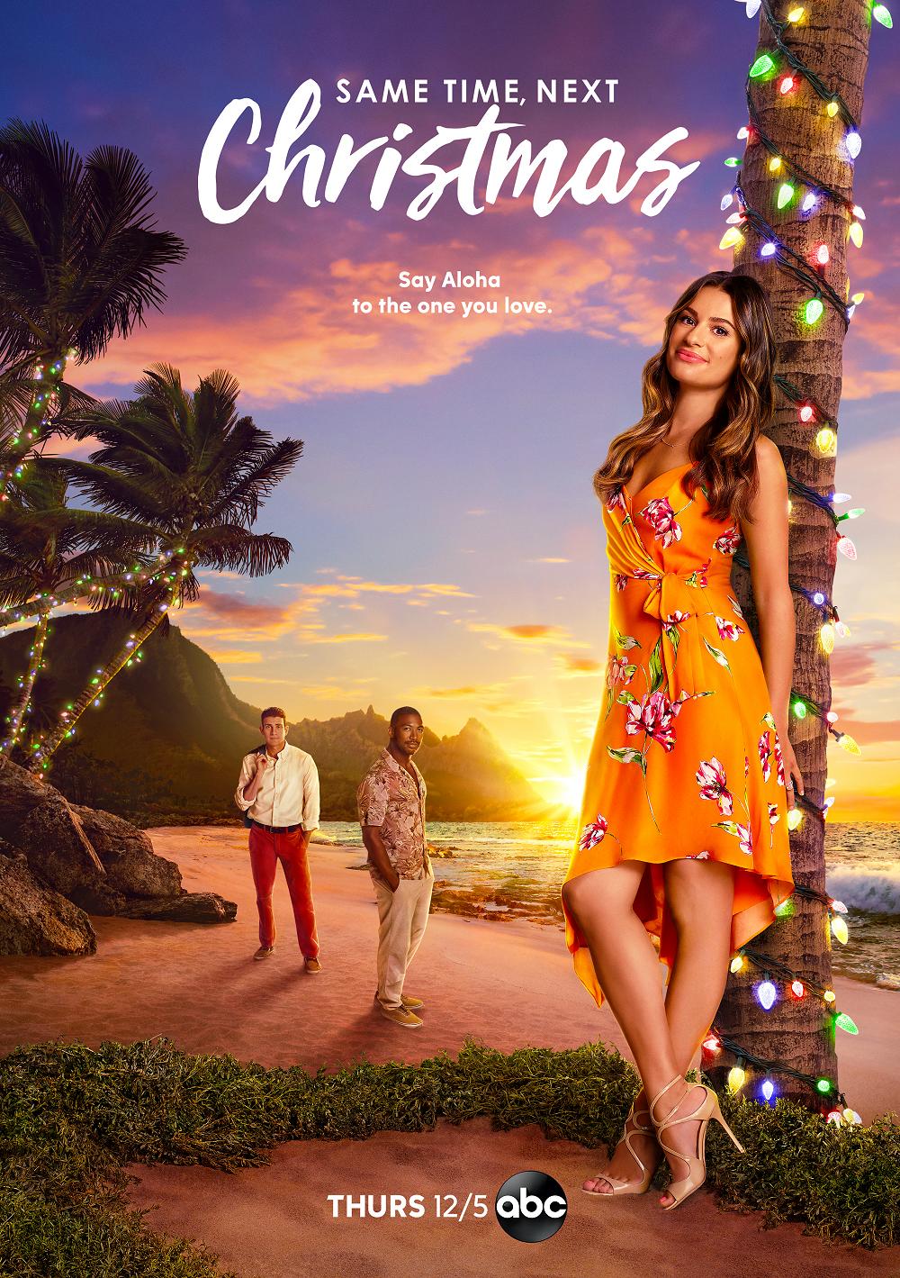 """""""Same Time, Next Christmas"""" (2019) Family christmas"""