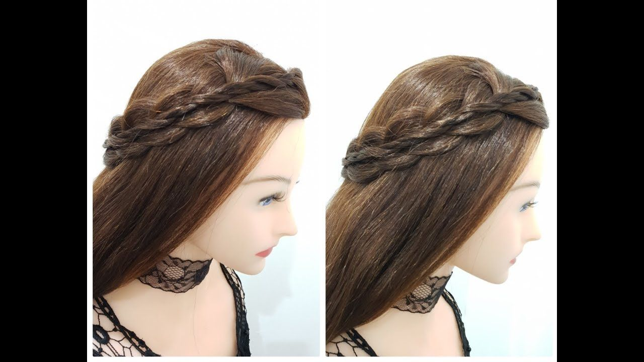 Daily Use Hair Styles In 2020 Hair Styles Medium Hair Styles Beautiful Hairstyle For Girl