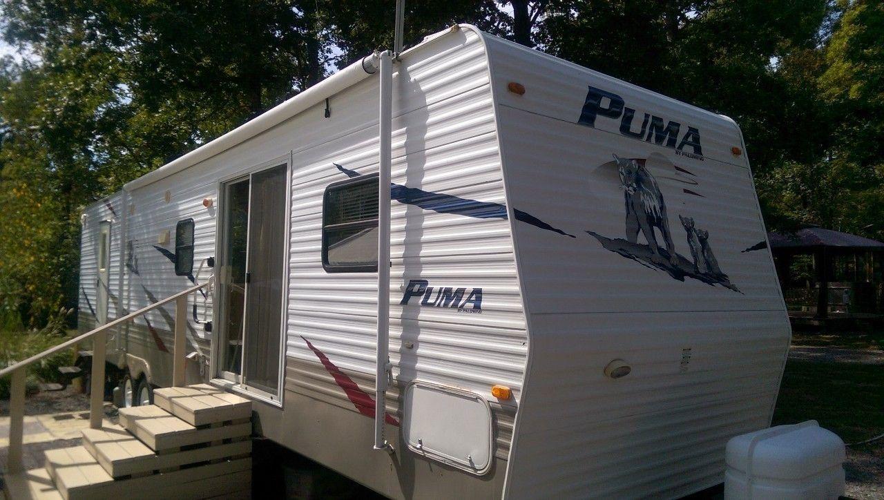 2009 Palomino PUMA 39PTBSS, Knoxville TN - - RVtrader.com ...