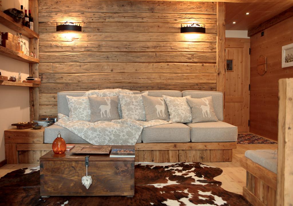 Lampade da montagna applique a schermo con cervi che for Siti di interior design
