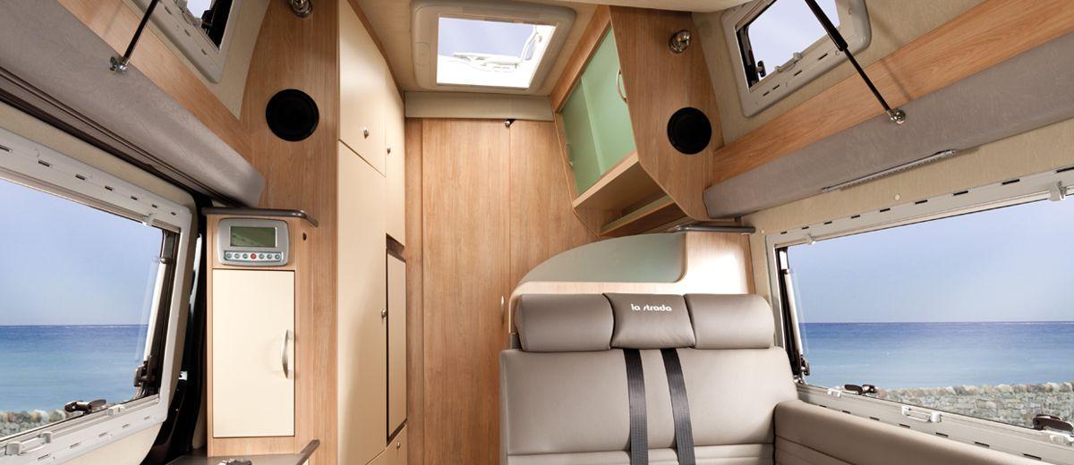La Strada Reisemobile In Deutschland Gebaut In Der Welt Zuhause