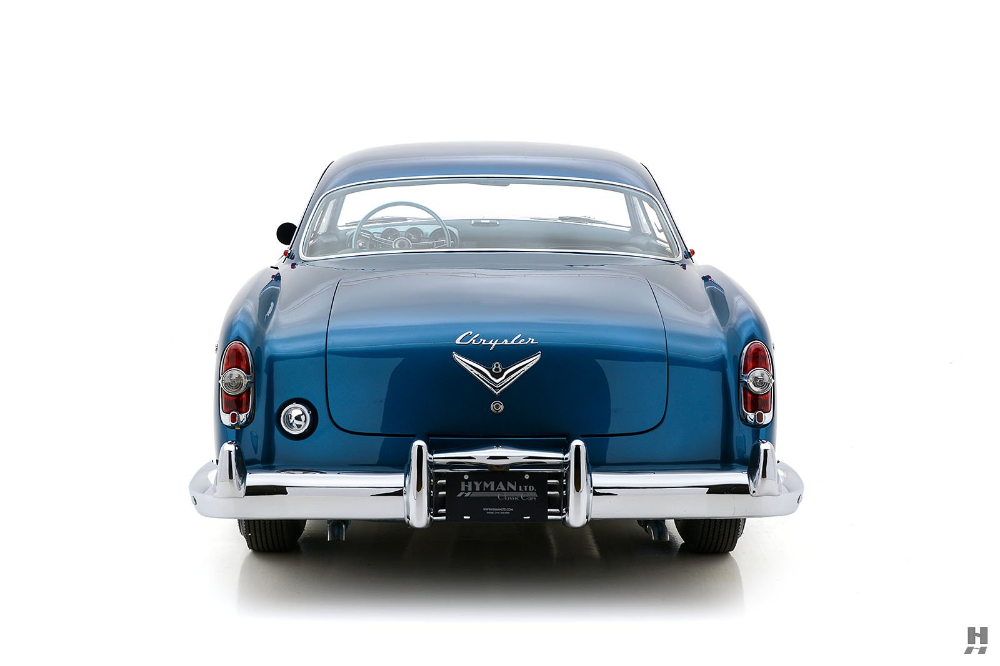 1954 Chrysler Gs1 Coupe Hyman Ltd Chrysler Cars Coupe Chrysler