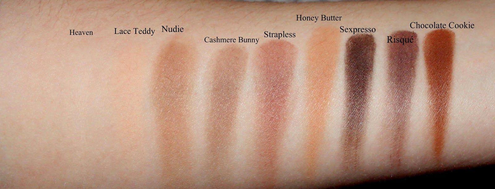 Natural Eyes Neutral Eye Shadow Palette by Too Faced #16