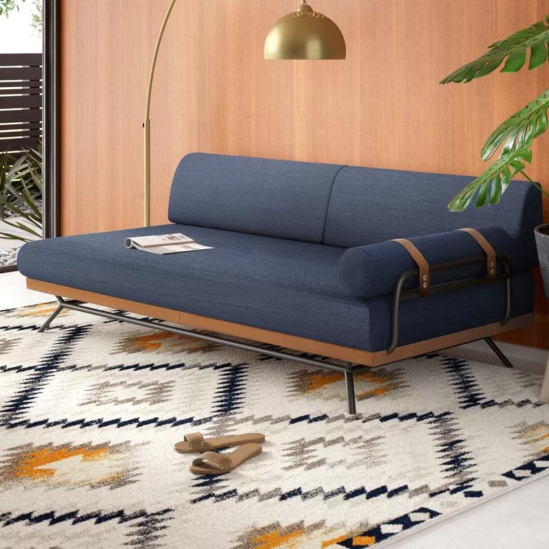 Aidan Sofa Bed Allmodern In 2020 Modern Furniture Living Room Furniture Streamlined Sofa #sleeper #living #room #sets