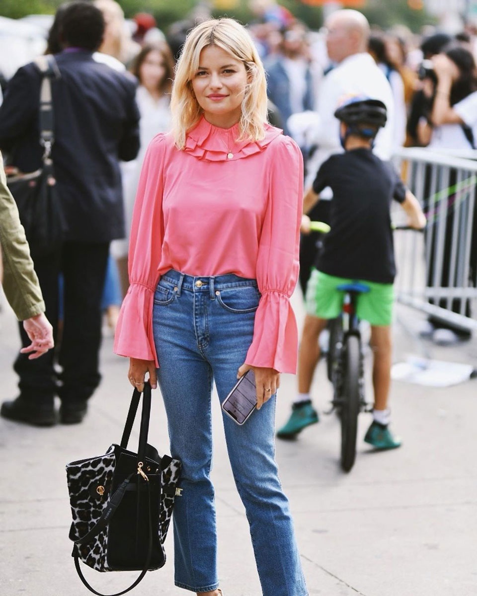 Spring Summer 2020 The Best Street Style Cool Street Fashion French Street Fashion Celebrity Style Inspiration