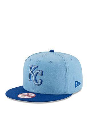 New Era KC Royals White Team Tough A-Frame Snapback Hat  b482ce85cd67