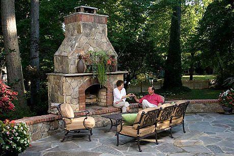 Diy Outdoor Fireplace Full Masonry Fireplace Veneered In