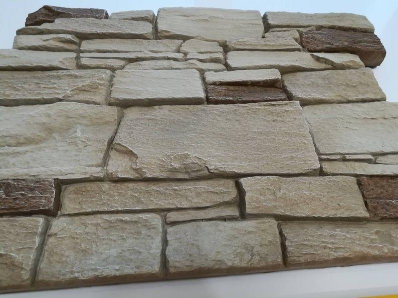 Stampo Per Gesso O Cemento Finta Pietra Concrete Cement Plaster Mold Veneer Stone Mold Polyurethane Stone Mold In 2020 Plaster Molds Concrete Casting Stone Molds