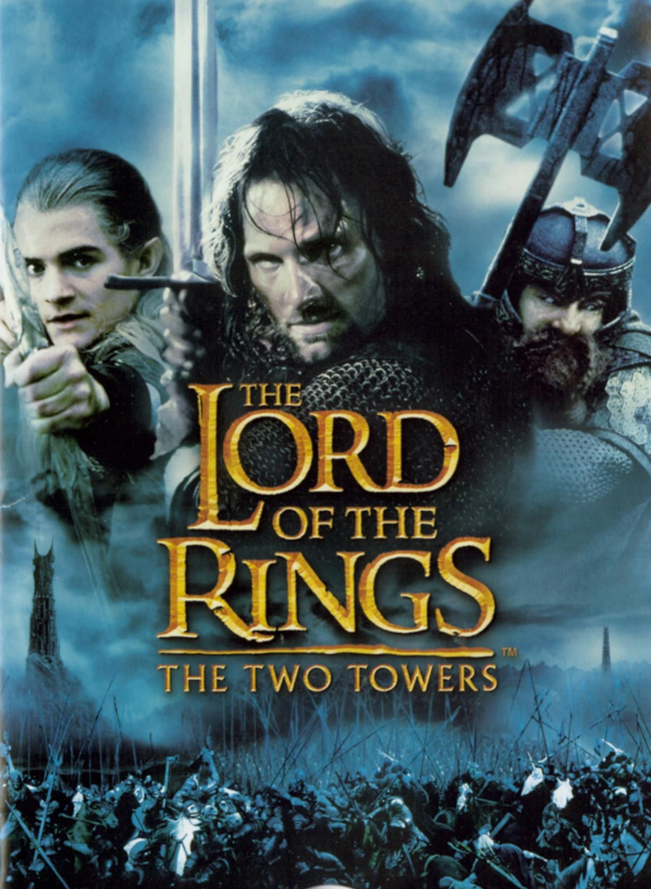 The Lord Of The Rings The Two Towers The Ring Two Lord Of The Rings