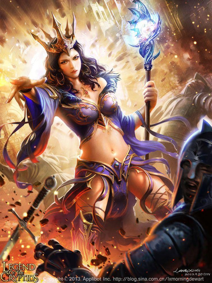 fantasy art princes wizards - Google Search