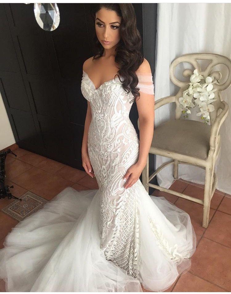 fcc2eb66cec5 Leah Da Gloria Bridal gown | The Big Day in 2019 | Wedding dresses ...