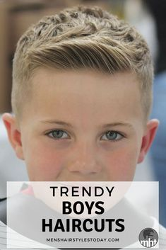 35 Cute Toddler Boy Haircuts: Best Cuts & Styles F