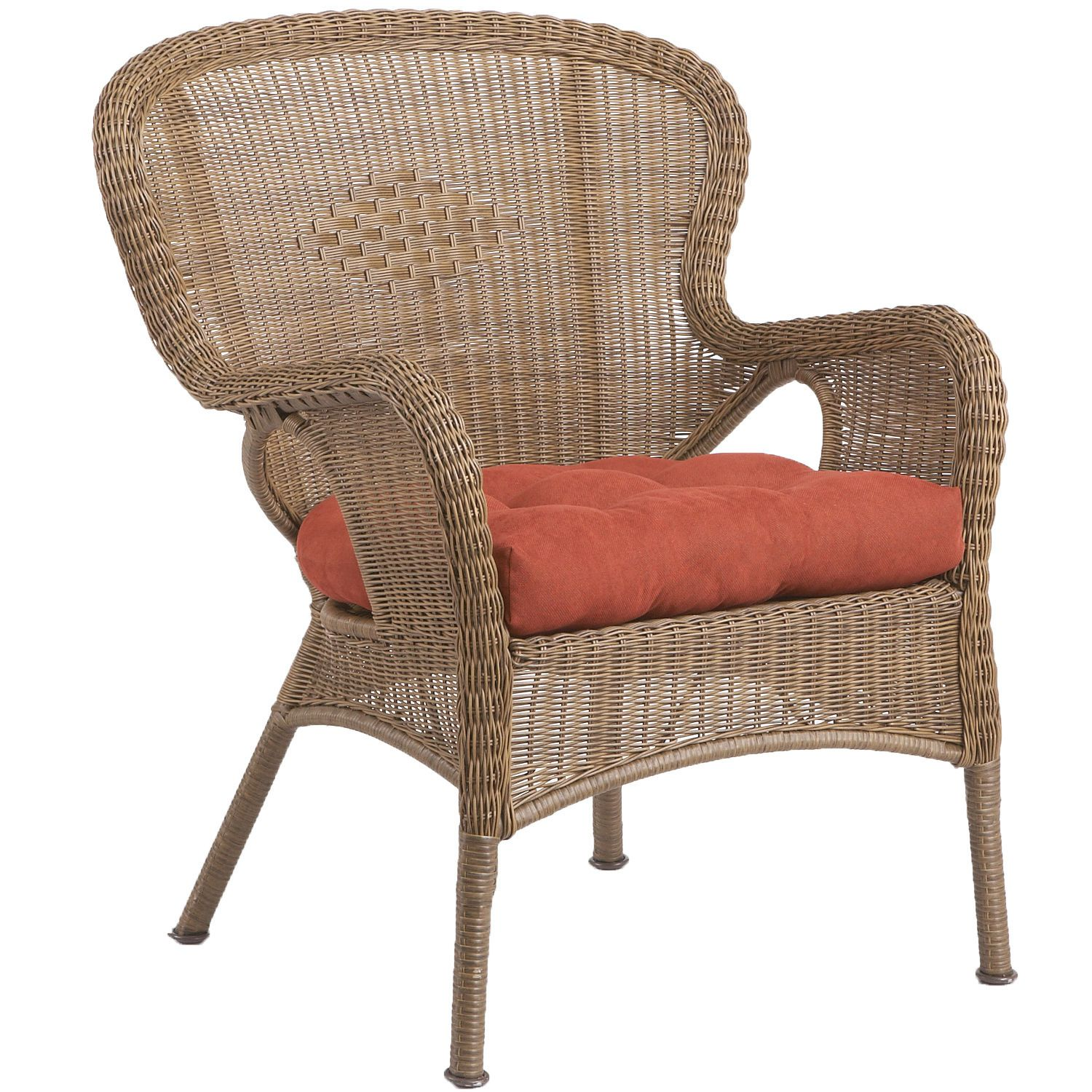 Coco Cove Armchair - Honey | Pier 1 Imports (With images ...