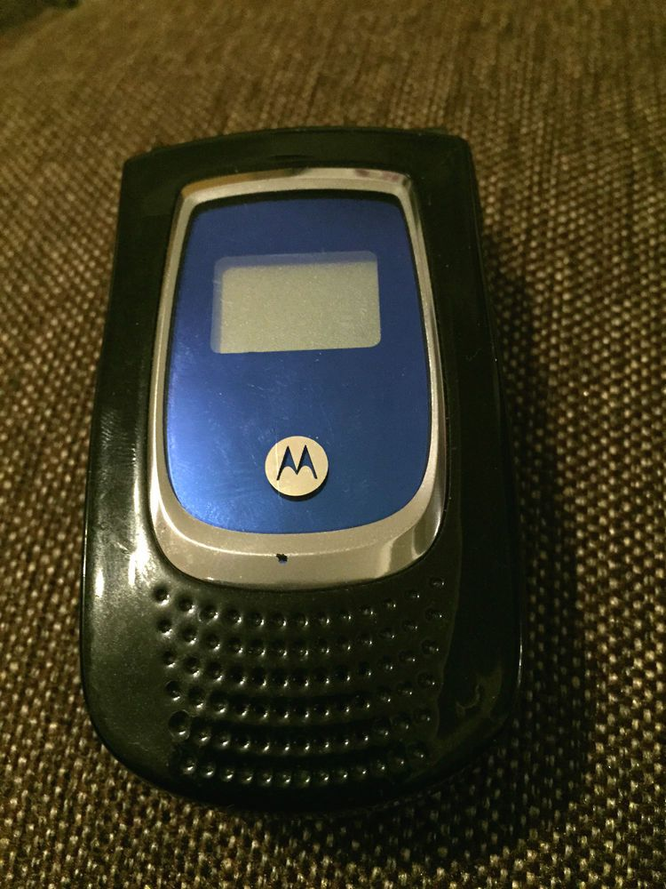 Motorola MPX200 - Black (Unlocked) Smartphone *VINTAGE* *COLLECTIBLE**super rare #Motorola #Clamshell