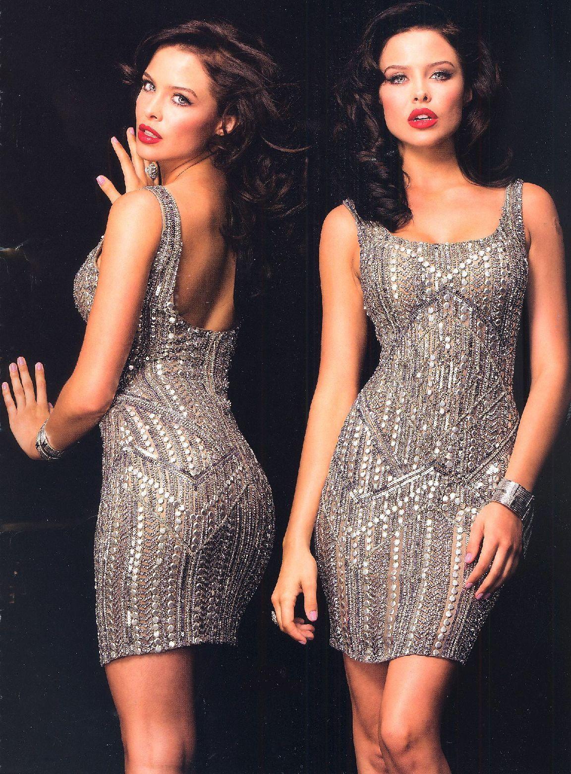 Scala Short Dresses