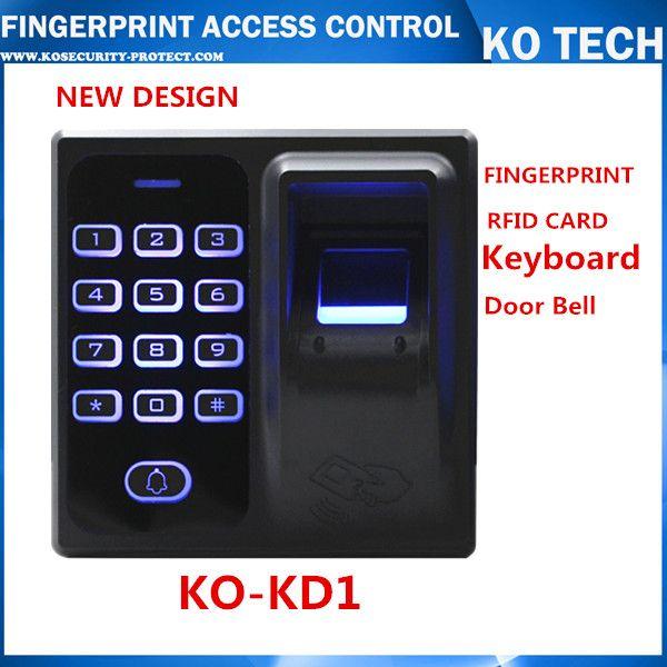 指紋アクセス制御スタンドアロンシングルドアコントローラ最安値スタンドアロンキーパッド指 Rfidカードzkteco